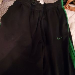 XL Nike Basketball DriFit Warmups